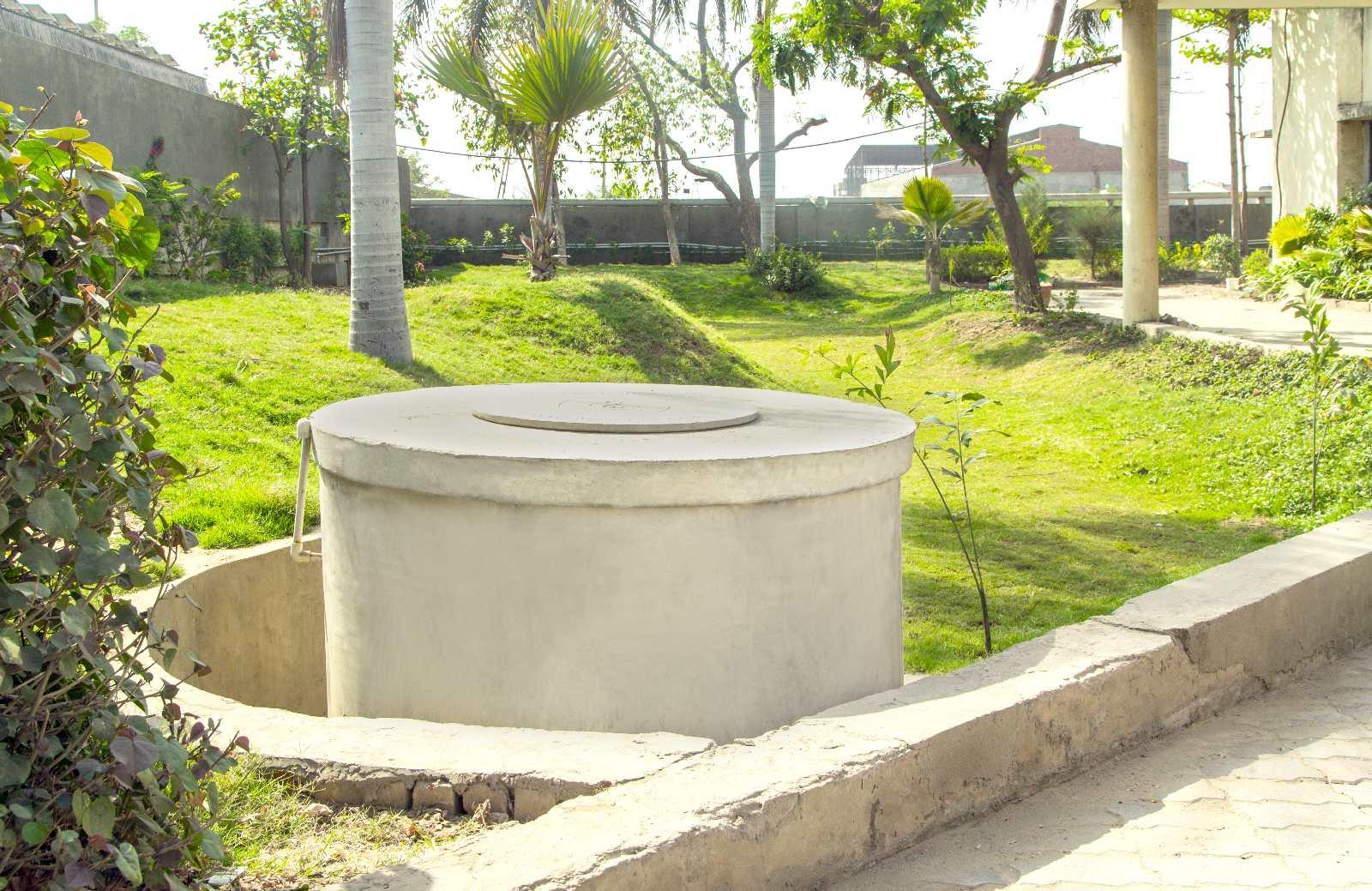 Rain Water Recharging